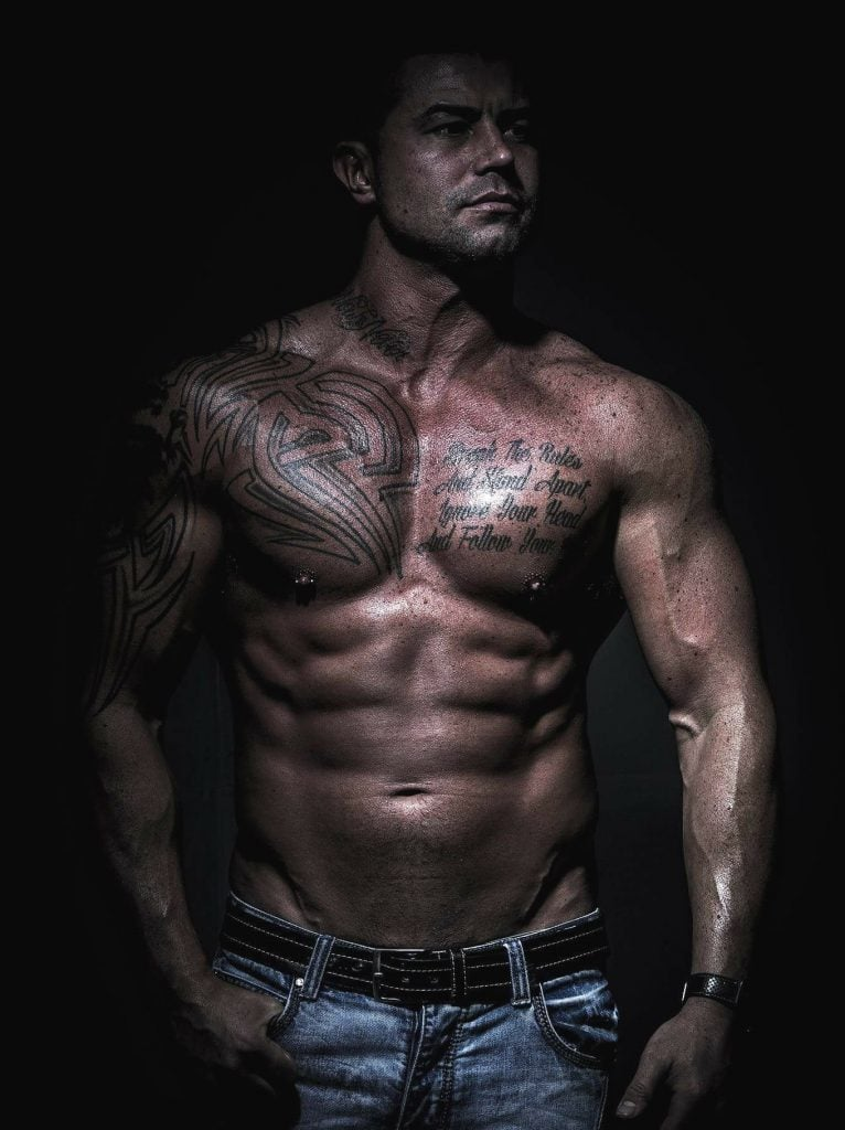 jaxon 3 central coast stripper hire