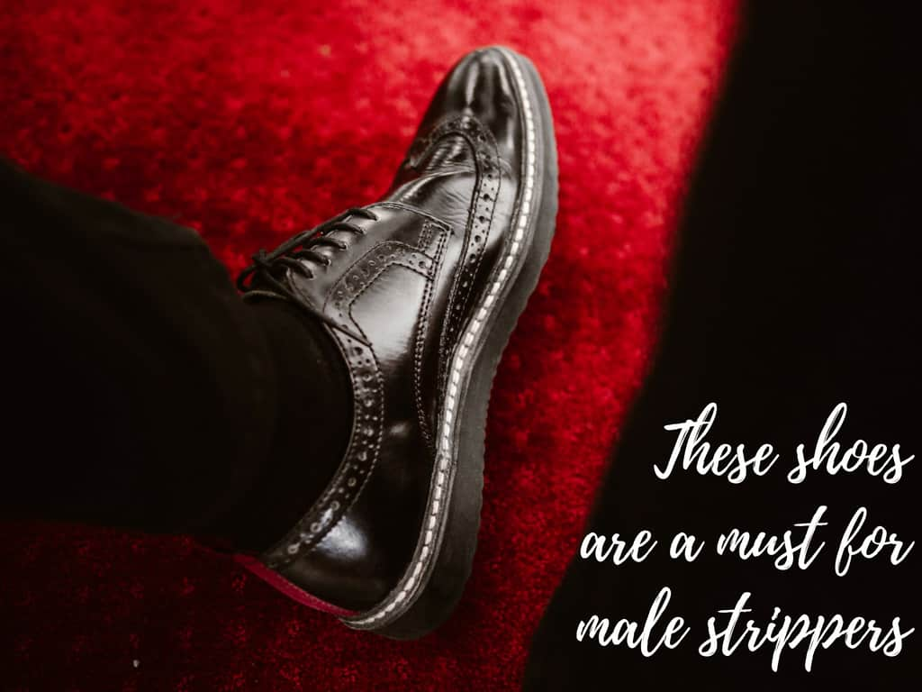 Favourite Stripper Shoes -