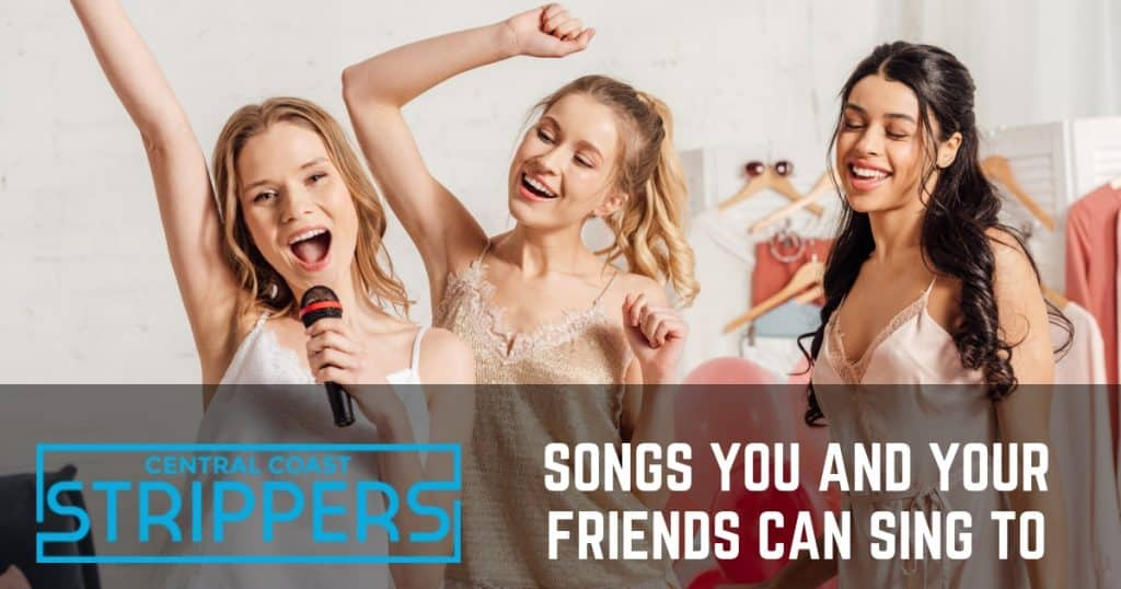 songs to sing with friends