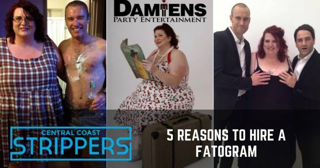 5 reasons to hire a central coast fatogram